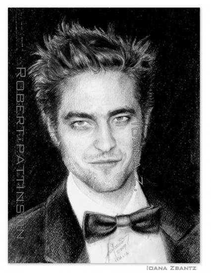 Robert Pattinson par Ioana_Z